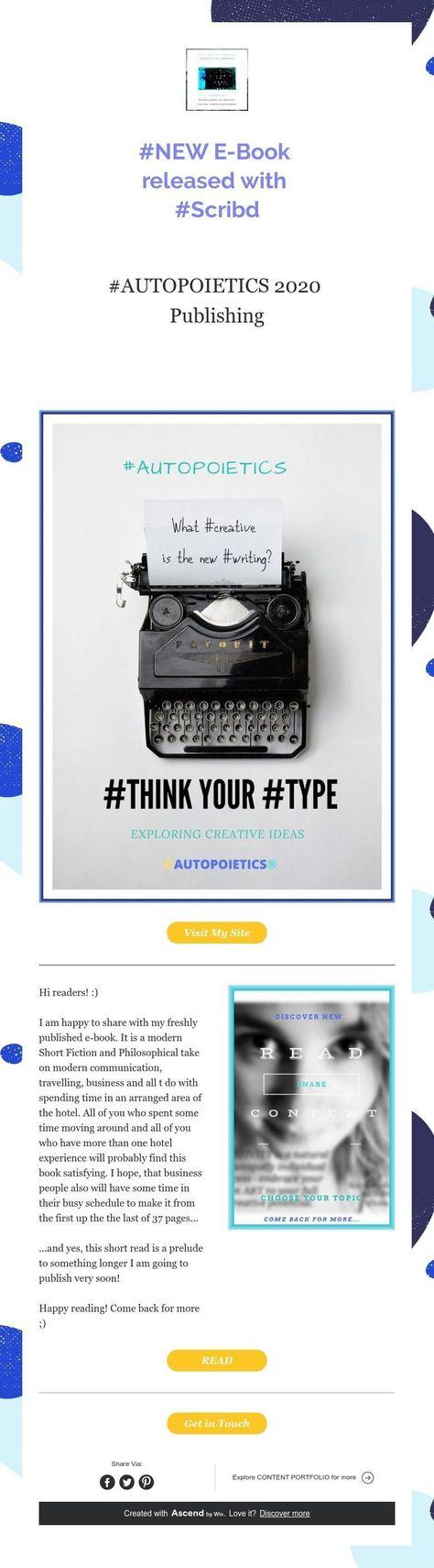 #NEW E-Book released with #Scribd -  #NEW E-Book  released with   #Scribd  - #ContentMarketing #ebook #InternetMarketing #released #scribd #SocialMediaMarketing