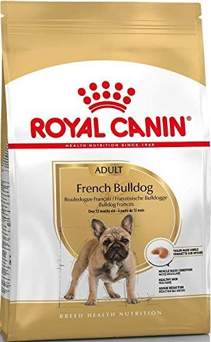 Royal Canin Dog Food French Bulldog Adult Dry Mix 3 Kg Royal