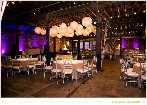 The south warehouse purples lanterns trees etc wedding the south warehouse purples lanterns trees etc wedding colors purple and white planning by shanna lumpkin events httpshannalumpki junglespirit Images