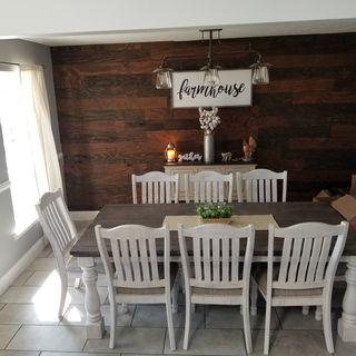 32++ Ashley furniture farm table ideas