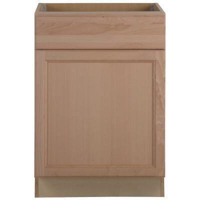 Easthaven Unfinished Base Cabinets, Unfinished Cabinet Doors Home Depot