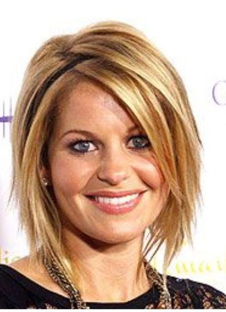 Bob Haircut And Hairstyle Ideas Short Hair With Layers Medium Thin Hair Short Hairstyles For Thick Hair