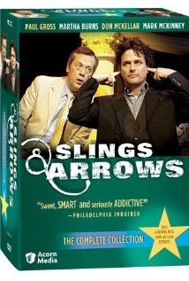 Slings and Arrows Canadian Television Series. Long live the New Burbage Theatre Festival! #NewBurbage #SlingsandArrows