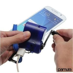 Stromhand – Handkurbel USB Ladegerät | Usb, Handy aufladen