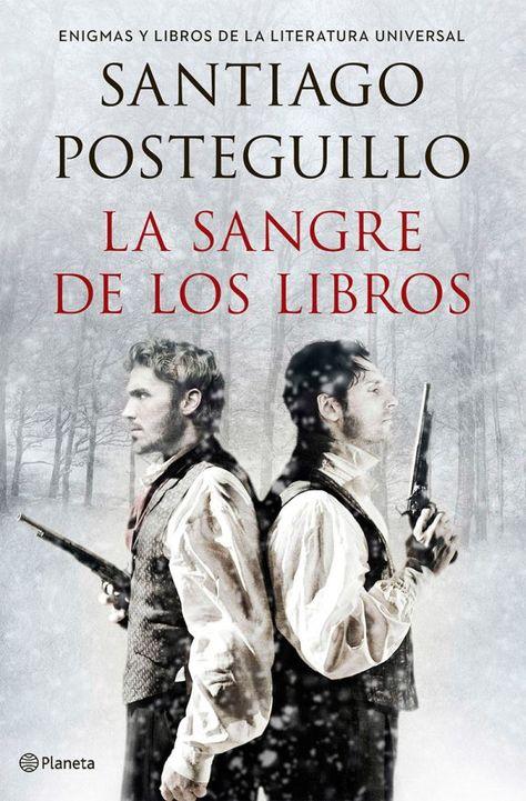 Resumen y sinópsis de La sangre de los libros de Santiago Posteguillo