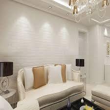 CasaCoração: PAREDES DIFERENCIADAS. Brick Wallpaper BedroomWhite ...