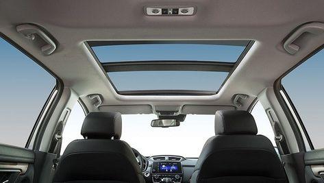 Honda Adds Panoramic Sunroof For 2020 Honda Cr V Us Version Suv Trend Honda Cr Honda Honda Cars