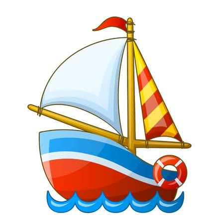 Yacht Cartoon Google Search Boat Cartoon Boat Illustration