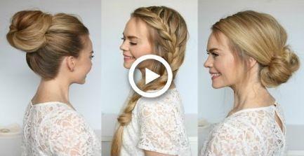 10++ Hochzeit frisur clip in extensions inspiration
