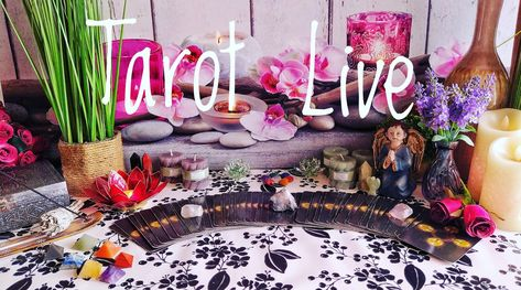 Subscribe for a FREE Tarot Reading 🔮🎇⚛️ Join me in the Livestream ♥️ Mondays Wednesdays & Fridays from 15:00 CET ✨💫 #tarot #tarotlive #tarotcards #tarotreadings #tarotista #tarots #tarotcardreadings #tarotonline #tarotguidance #youtubelivestream #youtubetarot ,#youtubetarotreader