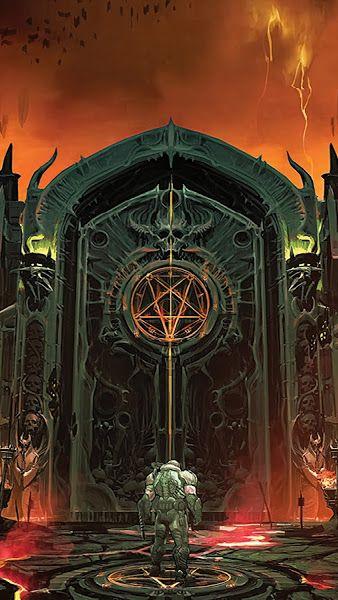 Pin On Doom Eternal