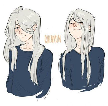Hair Long Anime Boy 39 Best Ideas Boy Hair Drawing Character Art Anime Boy Hair
