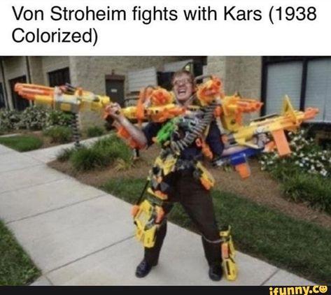Roblox Von Stroheim