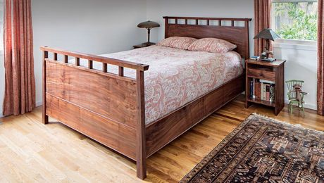 Woodworking Projects And Plans Finewoodworking Living Room And Bedroom Combo Diy Furniture Bedroom Woodworking Plans Kitchen