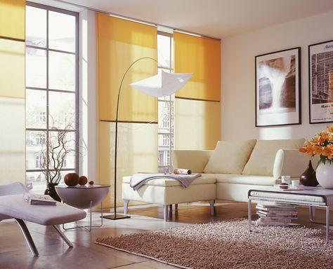 Gardinen für Wohnzimmer, Schlafzimmer & Co. | Gardinen ...