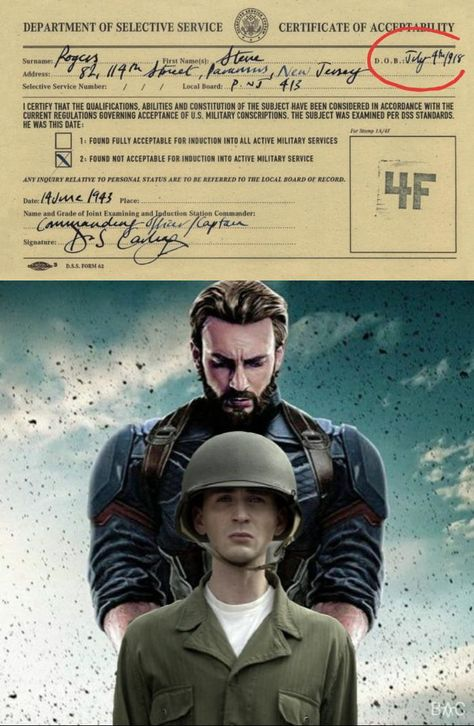 Special shout-out to Captain America, because today is Steve Rogers' 100th birthday!