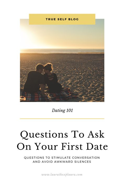 Questions To Ask On Your First Date