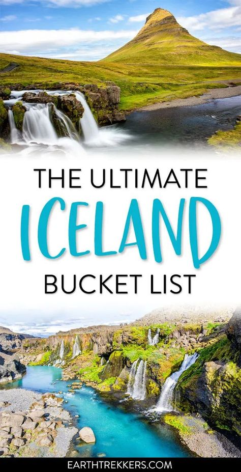 Iceland Bucket List: Best Things to do in Iceland