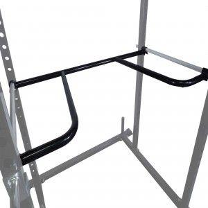 t2 cross rack dip pullup pushup bar