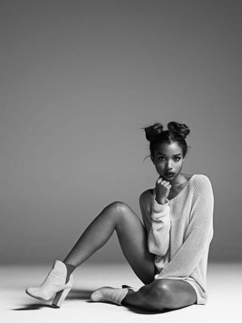 75+ Amazing Black and White Portrait Photography
