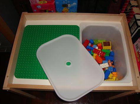 Materials Sniglar change table, Trofast container Description - plastik mobe phantastisch