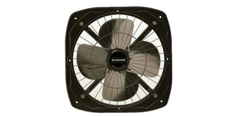High Performance Motor With A Compact Design Sturdy Metal Body With Double Ball Bearings Safety Guard For Protec Indoor Air Indoor Air Quality Air Quality