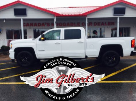 2017 Gmc Sierra 1500 Elevation Crew Cab 4x4 5 3l V8 Z71 Package