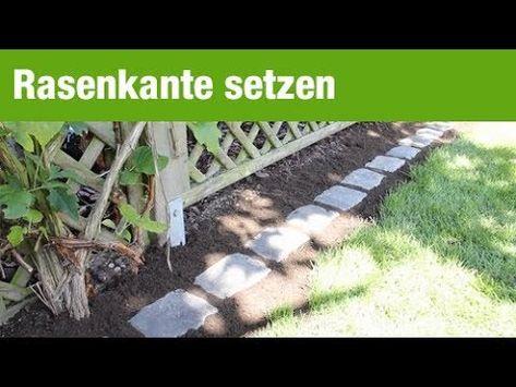 Rasenkante Und Beeteinfassung Zahlreiche Ideen Und Praktische Tipps Rasenkanten