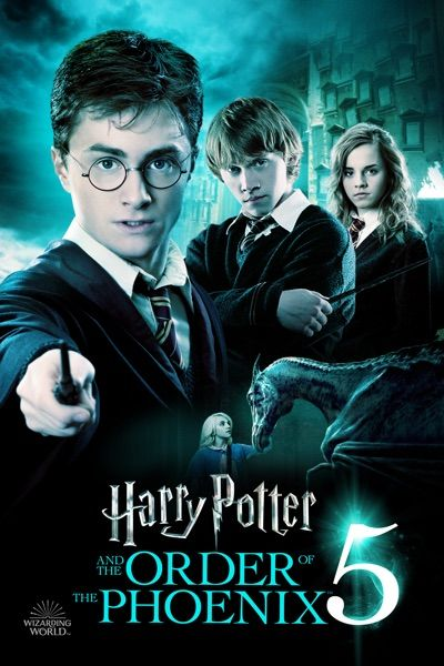 Harry Potter And The Order Of The Phoenix Lord Voldemort Has Returned But Few Want To Believe It In Fact Th Harry Potter Film Harry Potter Harry Potter Movies