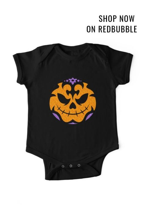 cbdf61864fe9 Perfect for Halloween this fall! Great gift idea or costume idea for baby.   halloween  hallloweencostumes  onesie  babyclothing  redbubble  product