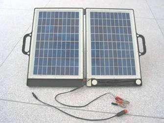 Multi Purpose 12v 700ma Portable Briefcase Solar Generator 13 Watts Built In Diode To Prevent Reverse Charging In 2020 Solar Panels Best Solar Panels Solar
