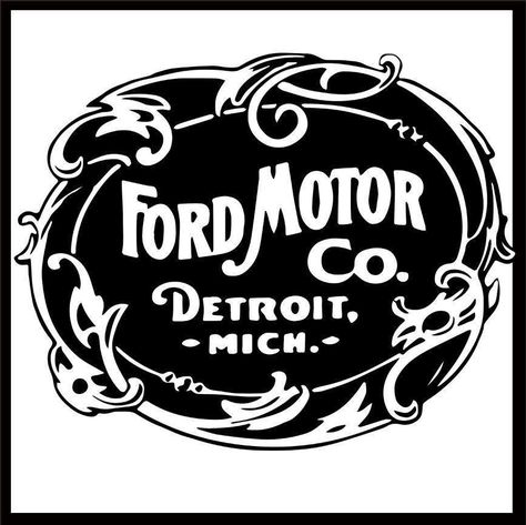 Ford Motor Company Genuine 3 X3 Car Auto Garage Shop Vinyl Banner