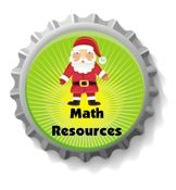 Lesson plans that have a Christmas theme that review addition, subtraction, multiplication, decimals, place value, and money skills in a fun and engaging way.