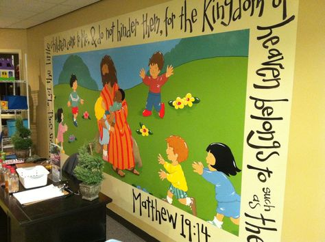 Church Nursery Themes