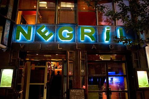 Negril Village In Greenwich 70 W 3rd St New York Ny