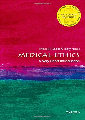 Medical Ethics A Very Short Introduction Very Short Introductions Paperback February 1 2019 Short Introduction Medical Books Free Reading Got Books
