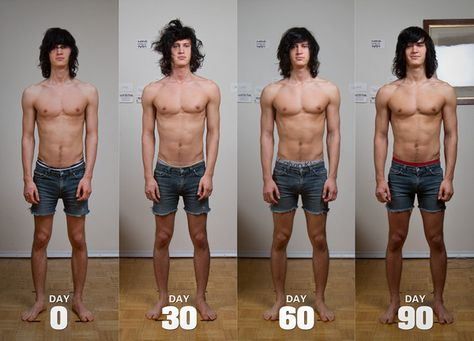 Attempting to go from Skinny Ectomorph to Strong and Muscular in a Matter of Months … without going crazy high prote