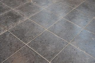 How To Remove Urine Smell From A Tile Floor With Pictures Ehow Cleaning Ceramic Tiles Tile Floor Linoleum Flooring