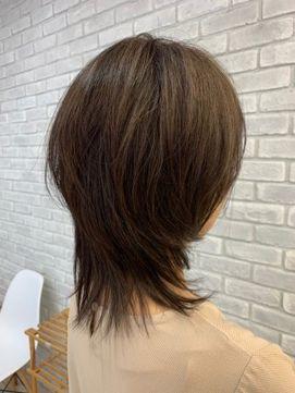 2019年春 ウルフボブのヘアスタイル ヘアアレンジ 髪型 Biglobe