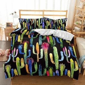 Cactus Bedroom