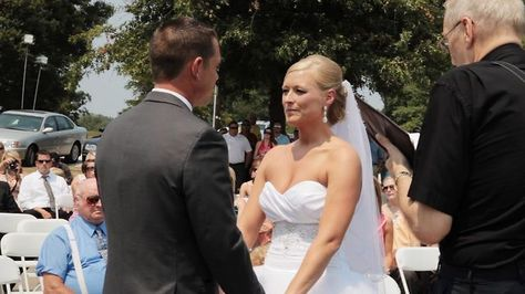 St Louis Wedding Videography Oro Duck Club St Charles Mo Hottest Day Of The Year St Louis Wedding Wedding Videography Wedding Highlights