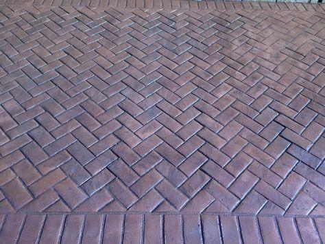 Foto 24 Pavimentos Y Muros De Hormigón Impreso Hormigon Impreso Pavimento Impreso Suelos De Exterior