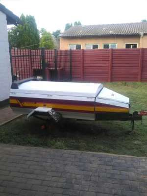 Caravans Trailers Olx Caravans Trailers For Sale Outdoor Bed