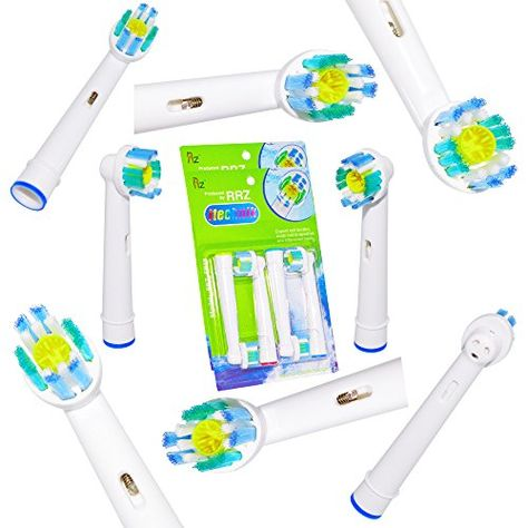 ITECHNIK Generic New Replacement Toothbrush Heads for Oral B