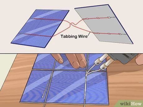 Como Hacer Un Panel Solar Sistema De Paneles Solares Paneles Solares Sistema De Energia Solar