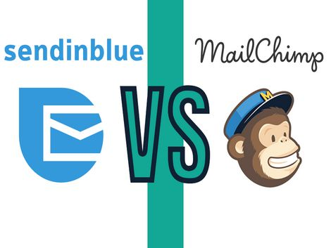 MailChimp vs SendinBlue - Quel est le meilleur logiciel d'email marketing ?