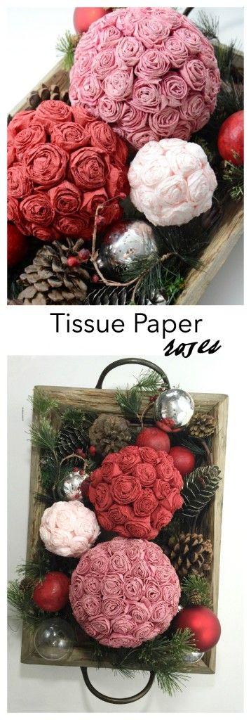 Super Flowers Girl Diy Tissue Paper Ideas