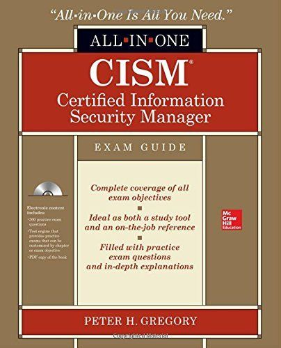 Free To Download Cism Certified Information Security Manager All In One Exam Guide Pdf Epub Aplikasi Anggur