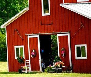 Virginia Barn Wedding