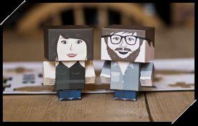 Cardboard Buddy, 3D Printing